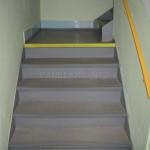 První schodiště