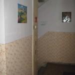 Boční stěna šachty