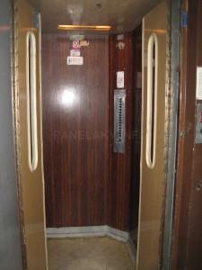 Levý výtah