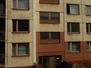 Atypická chodební okna