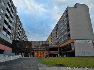Bytoateliéry na bloku B2 (vpravo)