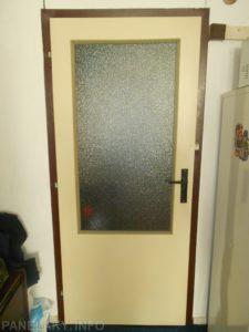 Prosklené intérierové dveře