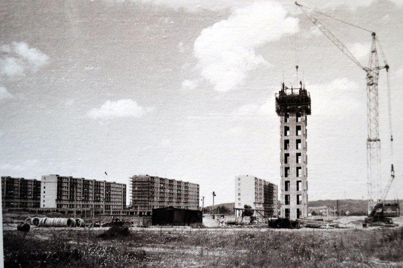 [4] Betonování monolitického jádra