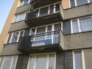 Detaily lodžií nebo balkónu jsou také důležité