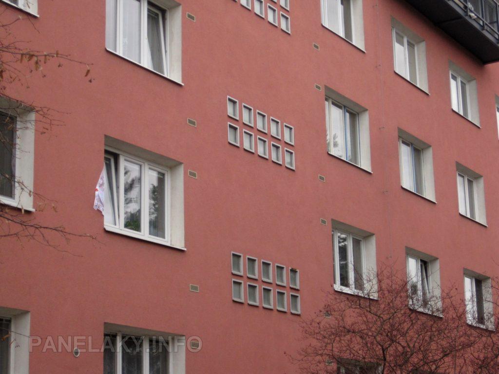 Chodební okna dnes