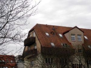 Soused se má, má dva balkóny!