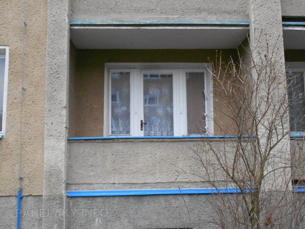 Toto okno je v ČR velmi vzácné