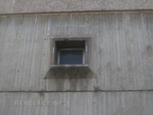 Detail sklepního okna