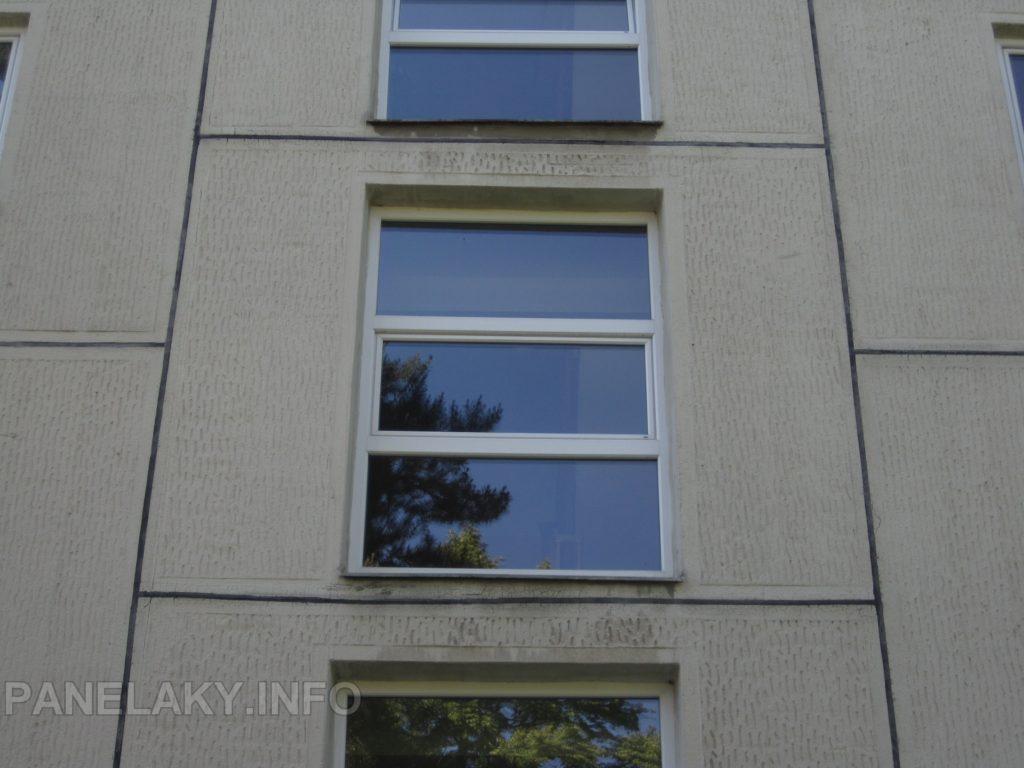 Nová okna s původním členěním